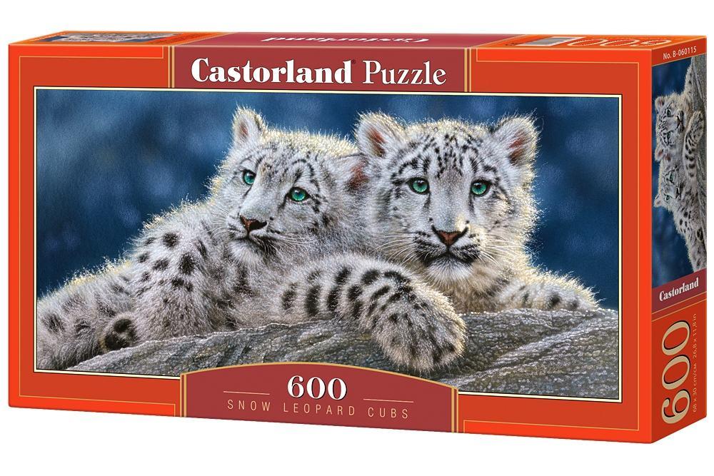 Пазлы Castorland 600  060115