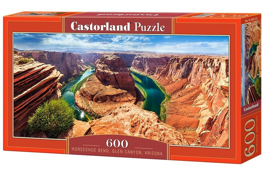 Пазлы Castorland 600  060122