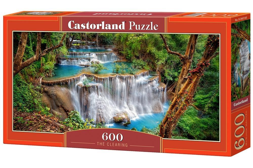 Пазлы Castorland 600  060160