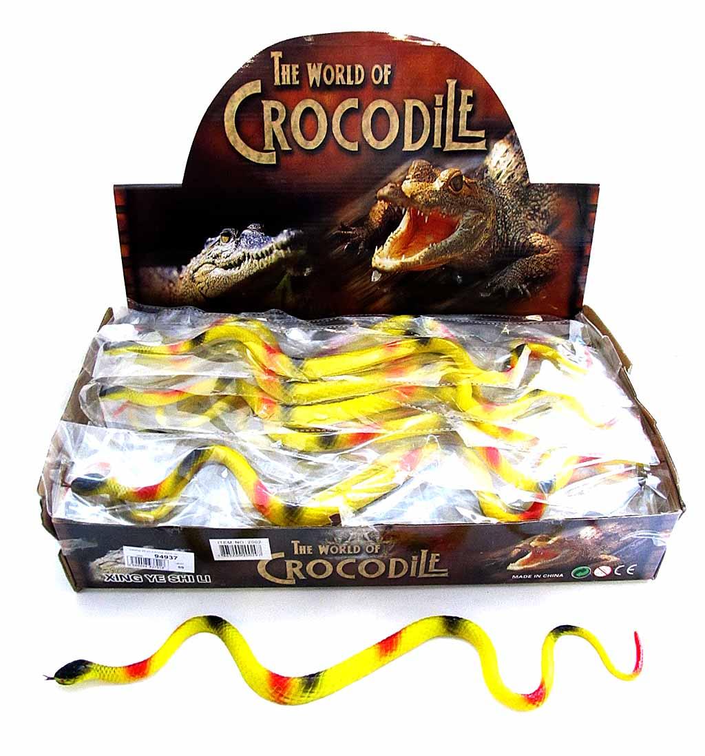 Змейки 48 шт в блоке 2002
