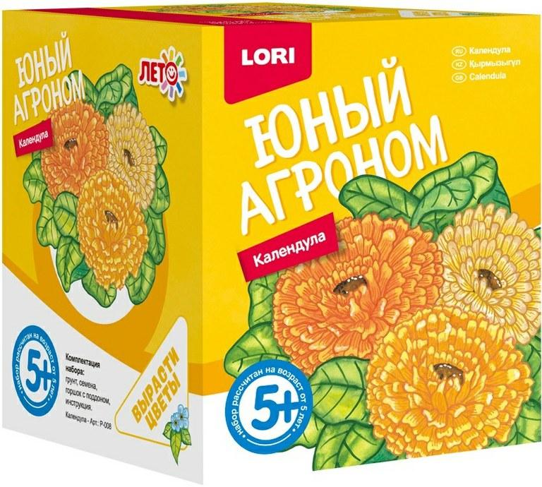 """Юный агроном """"Календула""""Р-008"""