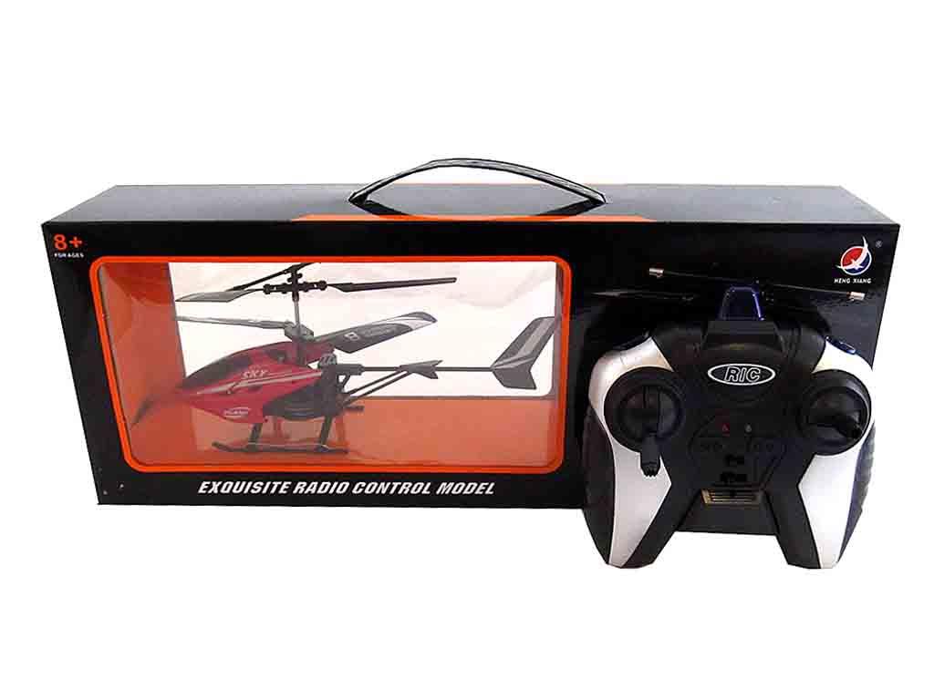 Вертолёт №HX713 на р/у на аккумуляторе