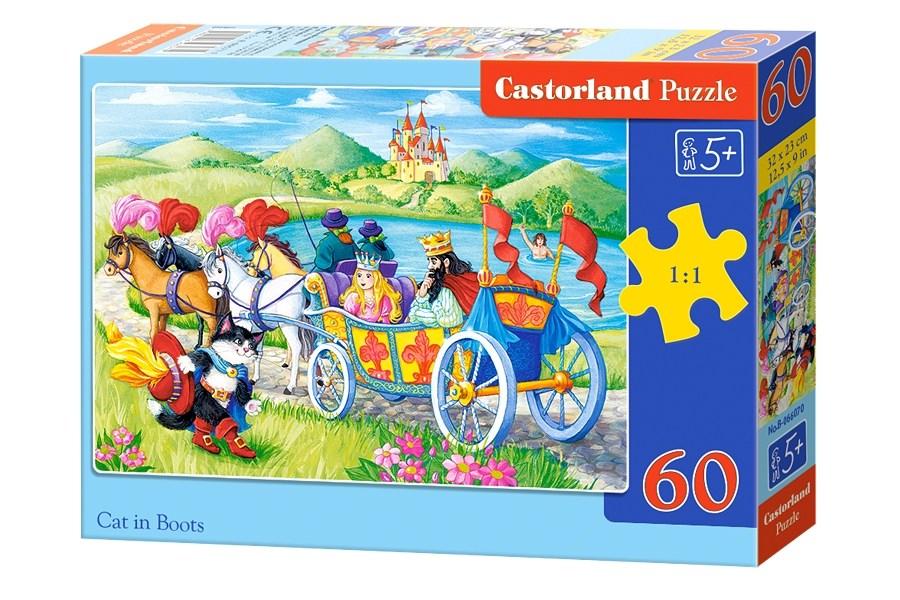 Пазлы Castorland 60 066070