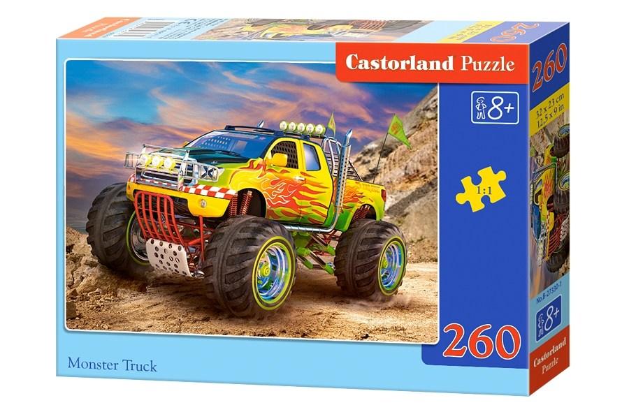 Пазлы Castorland 260 27330