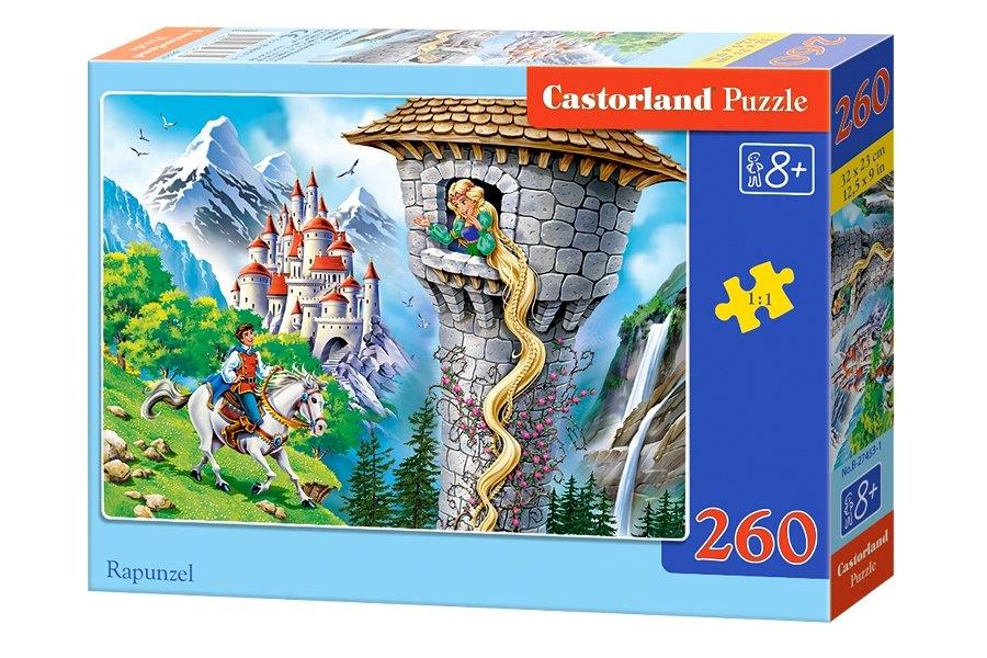 Пазлы Castorland 260 27453