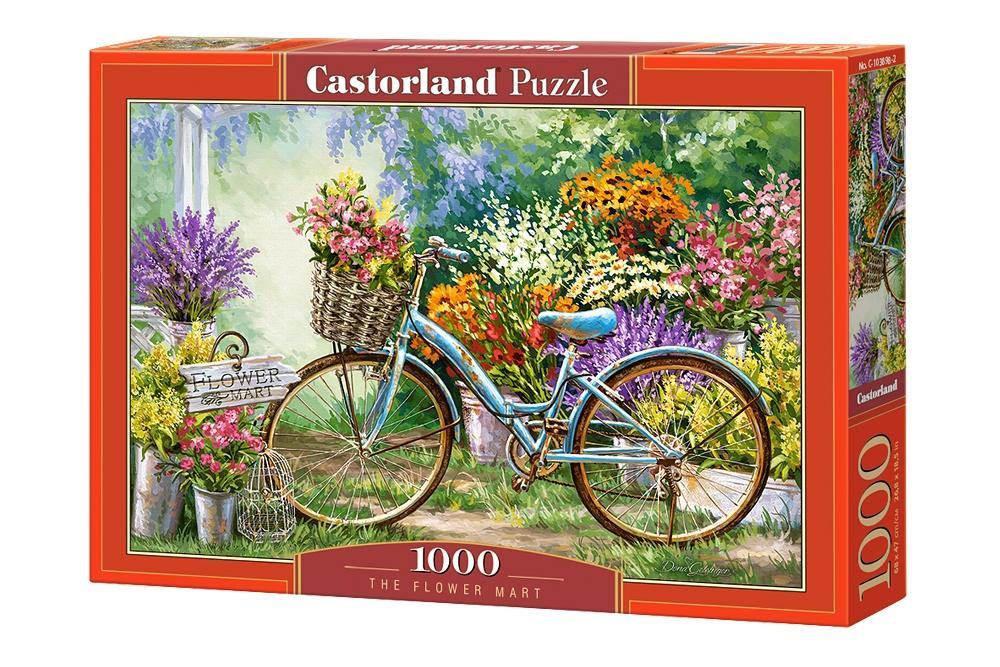 Пазлы Castorland 1000  103898