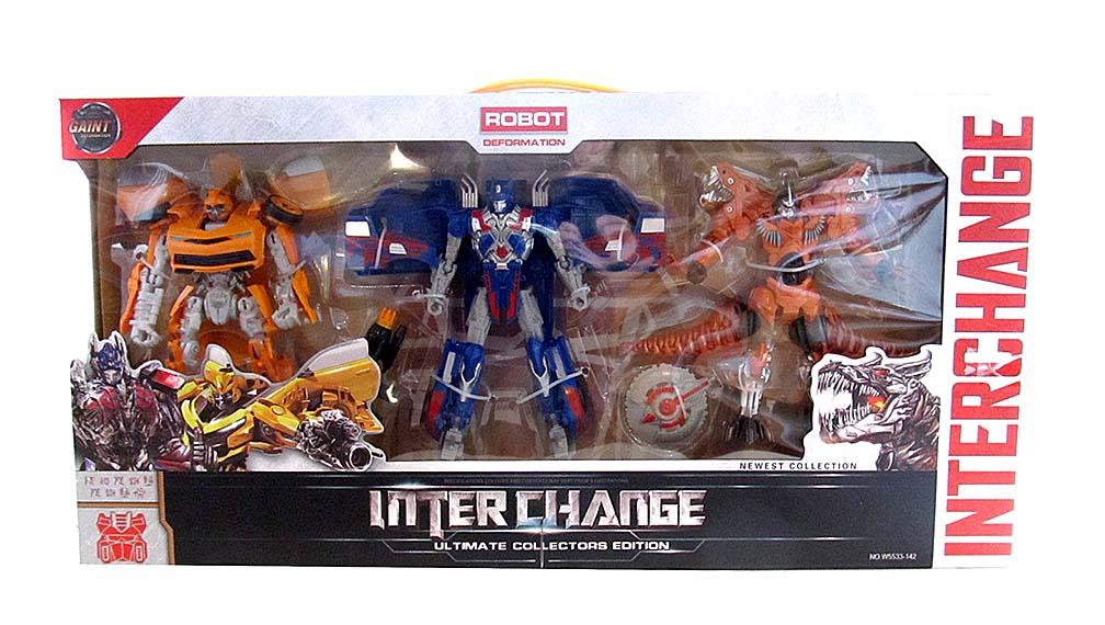 Роботы 5533-142