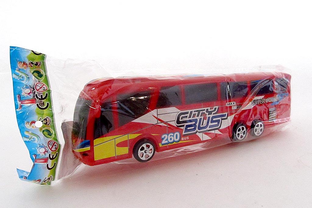 Автобус №503 инерционный/пакет/31*13*6
