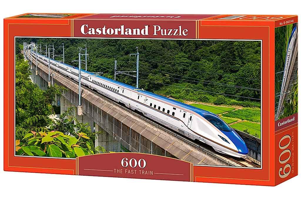 Пазлы Castorland 600 060146
