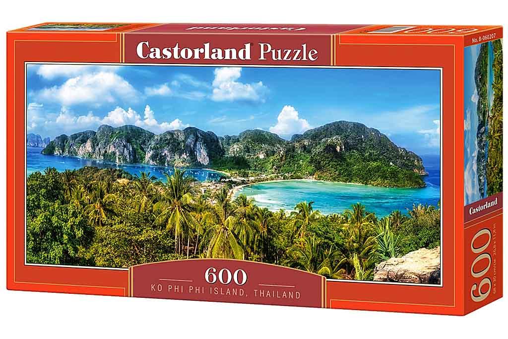 Пазлы Castorland 600 060207