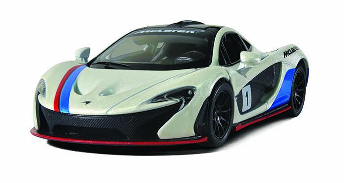 1:36 McLaren P1 раскрашенный 5393DF