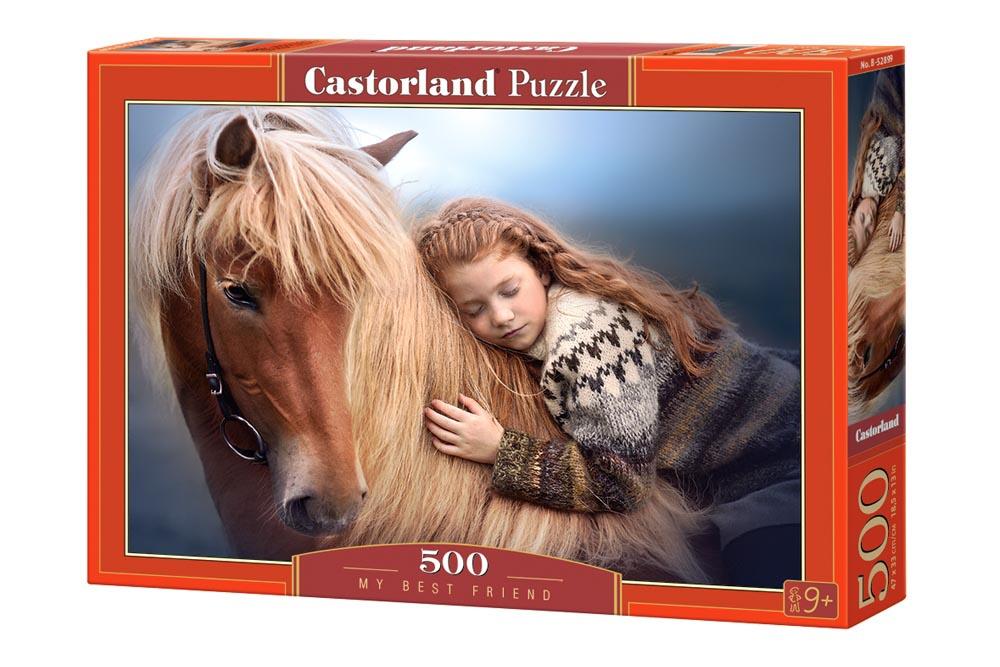 Пазлы Castorland 500 52899