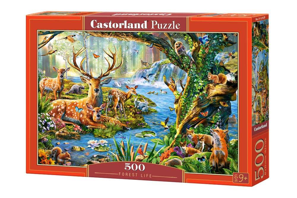 Пазлы Castorland 500 52929