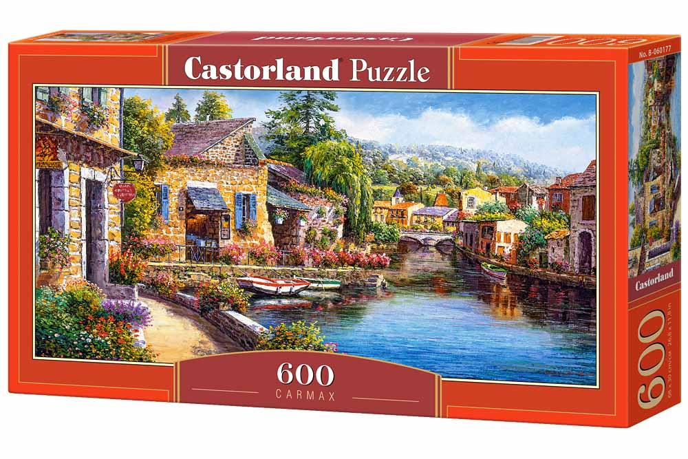 Пазлы Castorland 600 60177