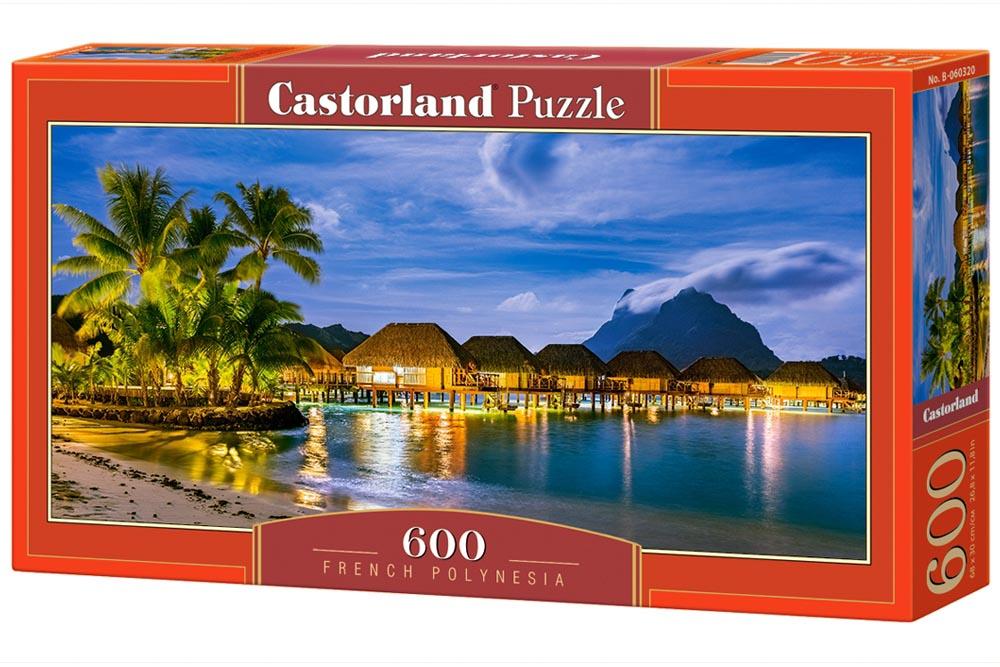 Пазлы Castorland 600 060320