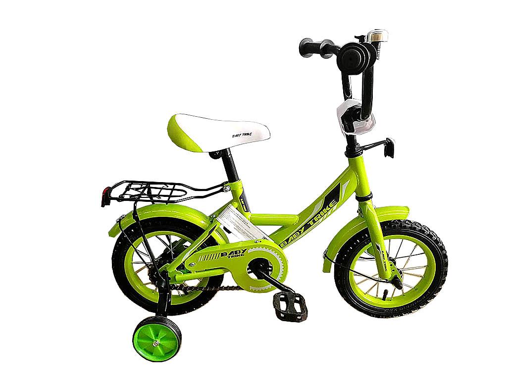 "Велосипед ""12""  2-х колес YM-CBK-458 Green"