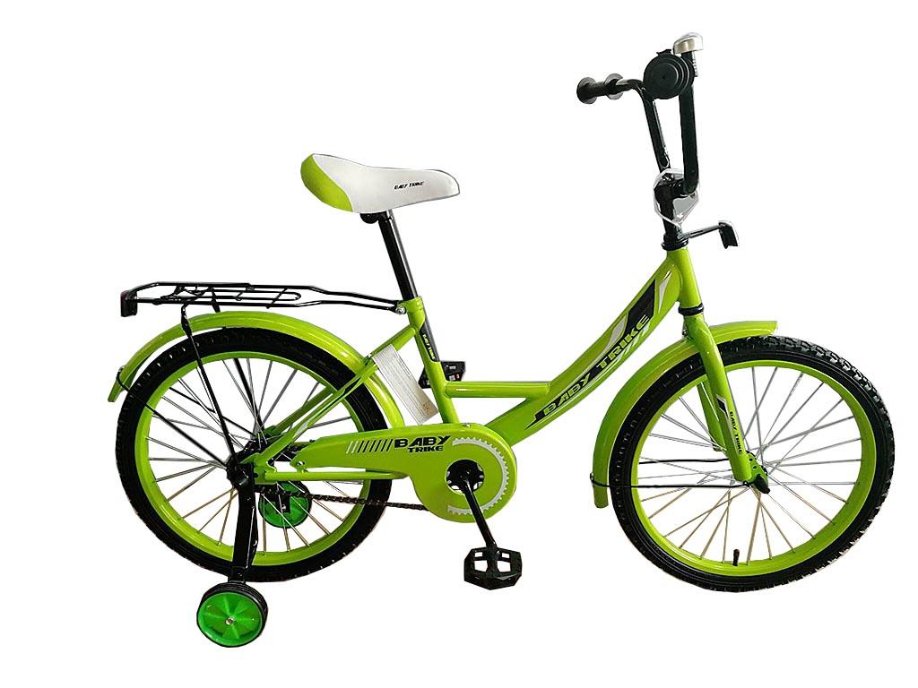 "Велосипед ""20""  2-х колес YM-CBK-458 Green"