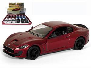 1:38 2016 Maserati GranTurismo 5395D