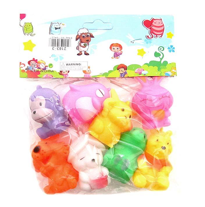 Резиновые игрушки 2183-3