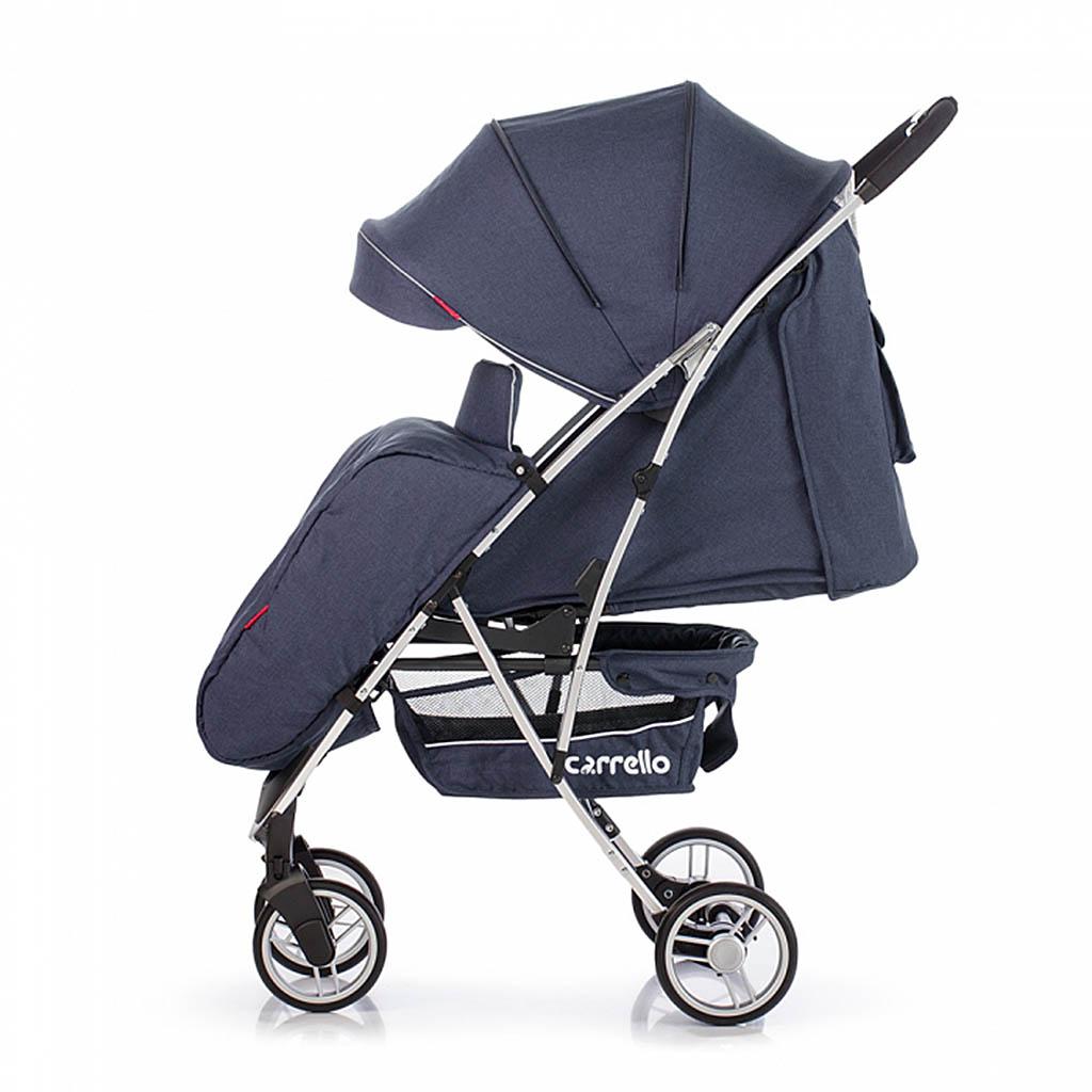 Детская коляска CARRELLO Gloria CRL-8506 BLUE / Victoria Blue