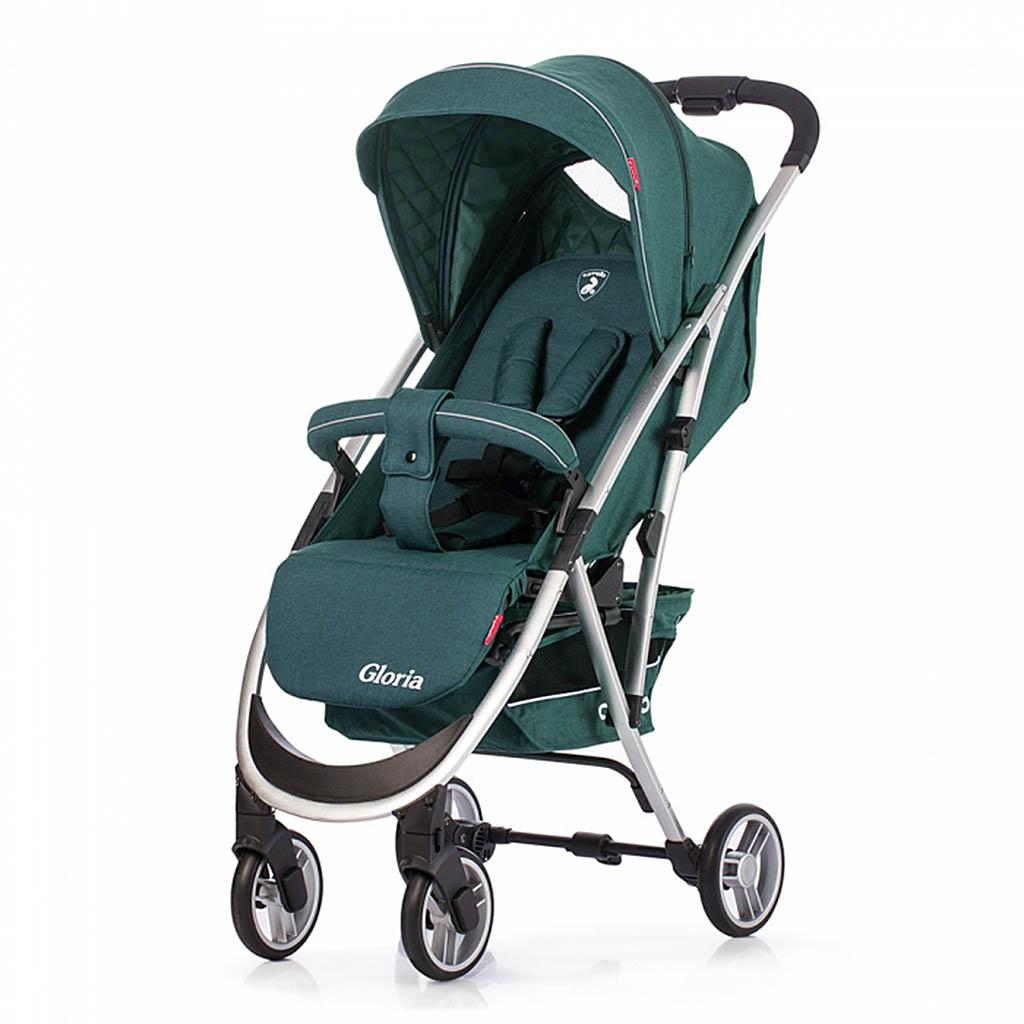 Детская коляска CARRELLO Gloria CRL-8506 GREEN / Jasper Green