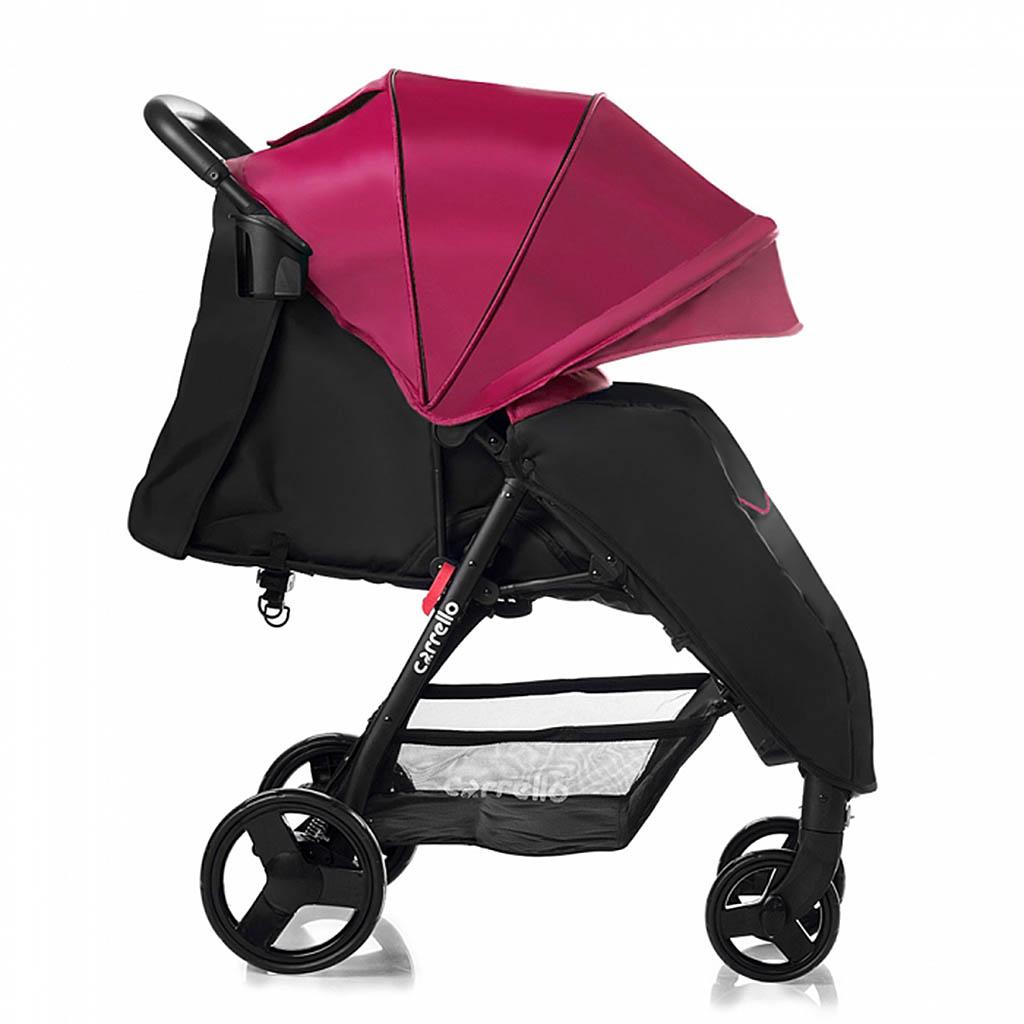 Детская коляска CARRELLO Maestro CRL-1414 CRIMSON