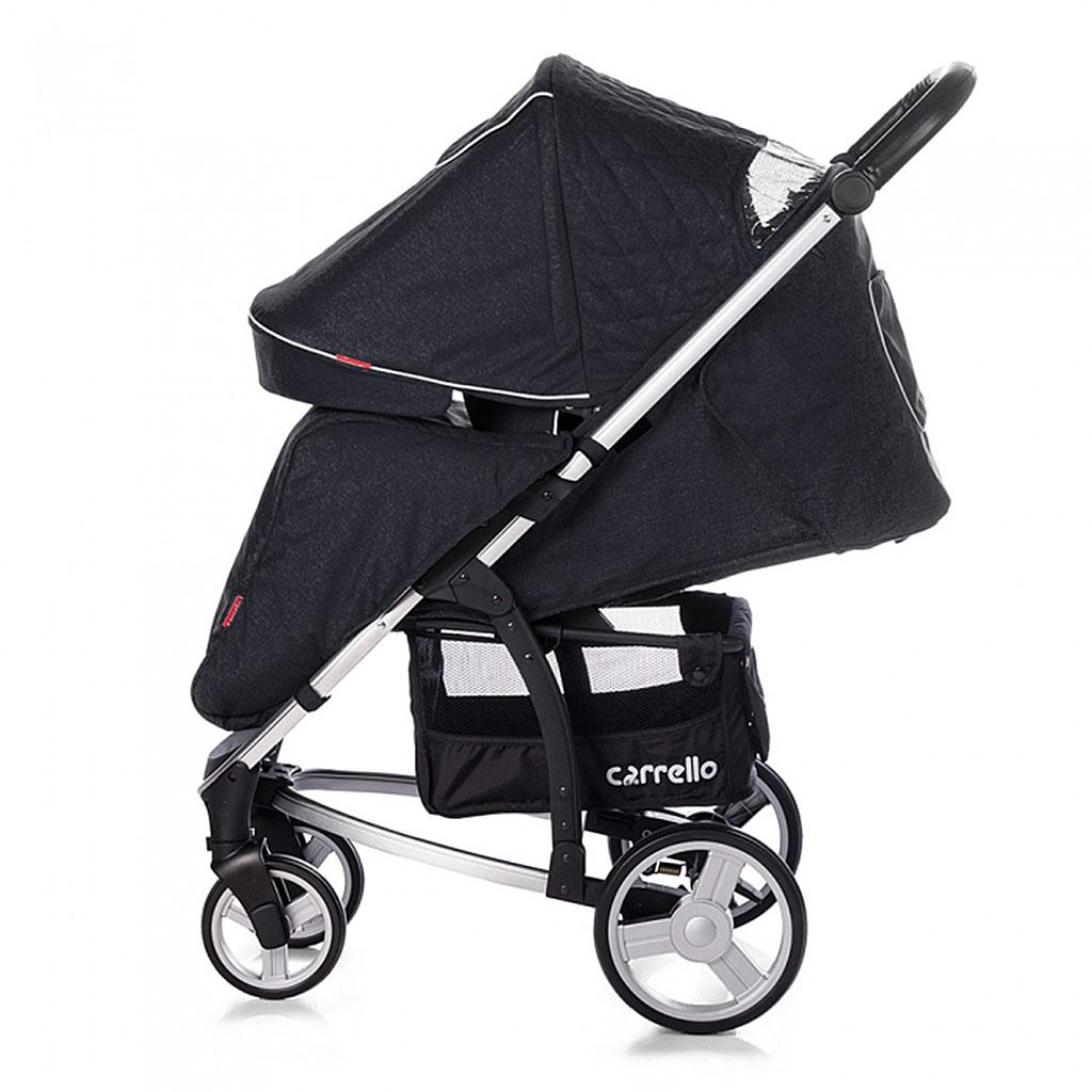 Детская коляска CARRELLO Vista CRL-8505 GREY / Frost Gray