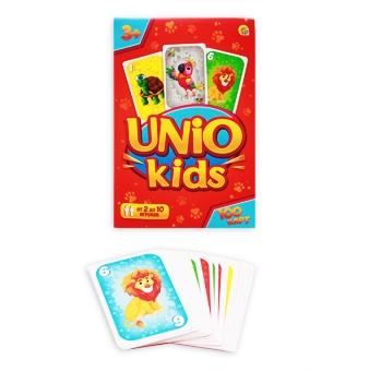 Настольная игра.  УНИОКИДС (UNIO kids) (Арт. ИН-6335)