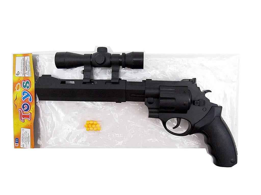 Револьвер №M6000-2 с лазерным прицелом/пакет
