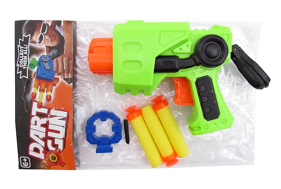 Оружие №Z1121ABCD с мягкими пулями/пакет