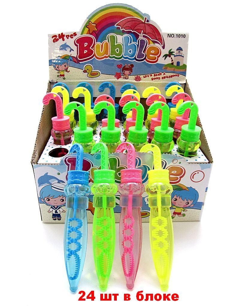 Мыльные пузыри 2566-1 зонт