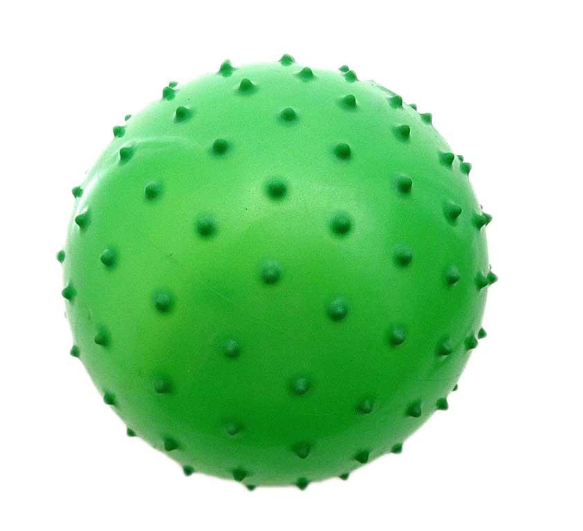 Мяч ёжик 1352-9 (D 20)