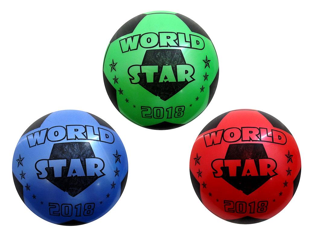 Мяч резина футбол (D 9) 1352-22