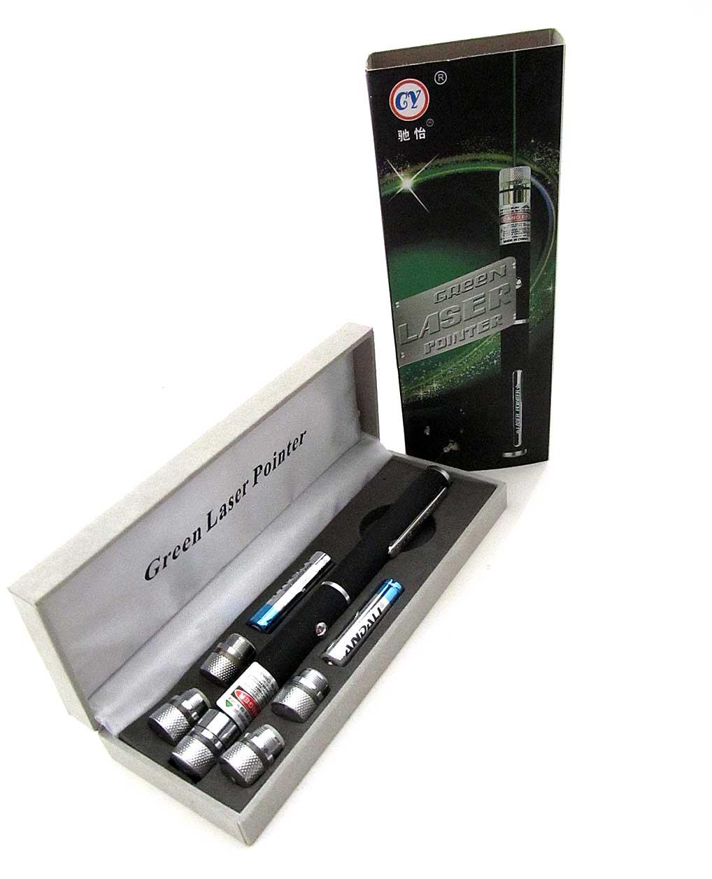 Лазер фонарик 2642-8