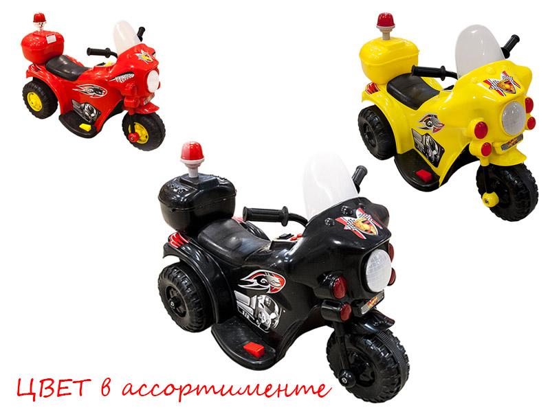 Электро-мотоцикл  15744-1