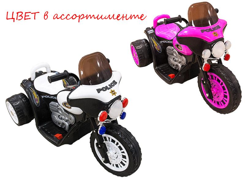 Электро-мотоцикл  15744-2
