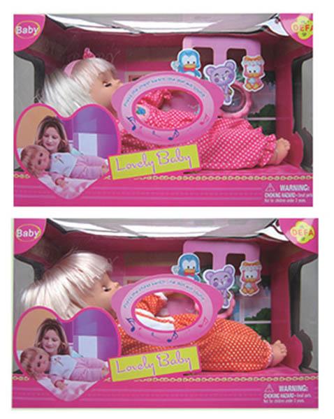 Кукла-пупс DEFA5051