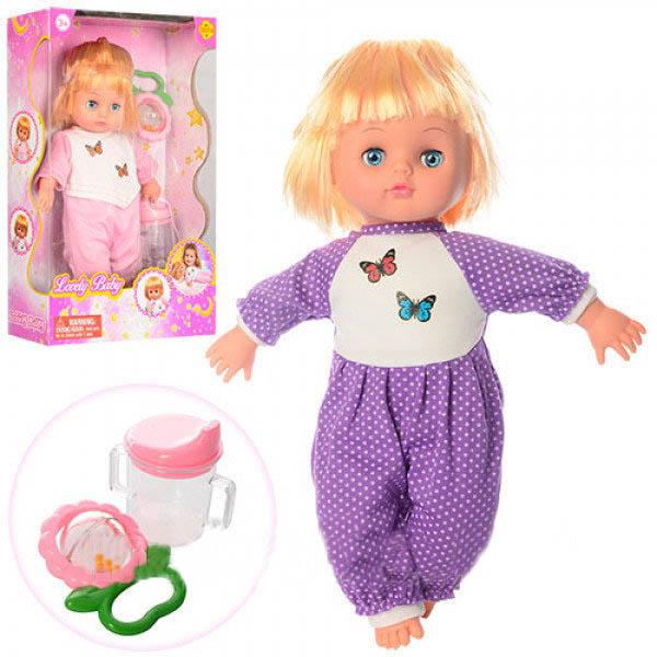 Кукла-пупс DEFA 5063