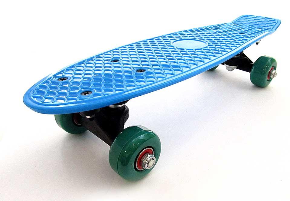 Скейт 1705 пластик