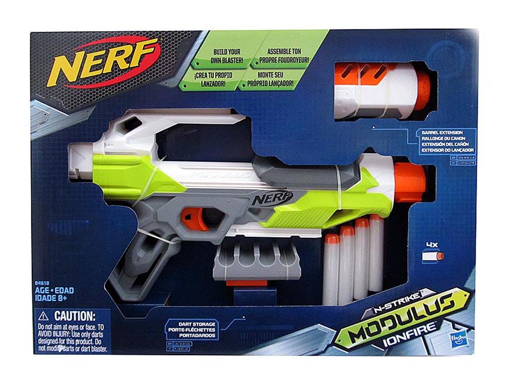 Оружие NERF MODULUS IONFIRE B4618 W00