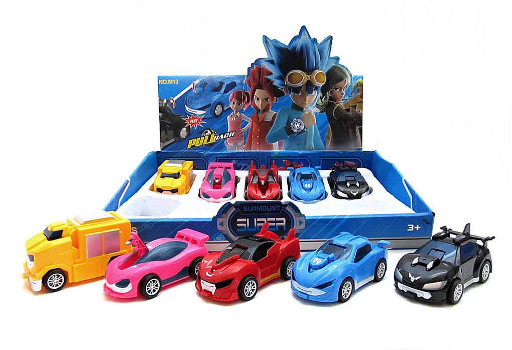 Машинки (пластик)  M13