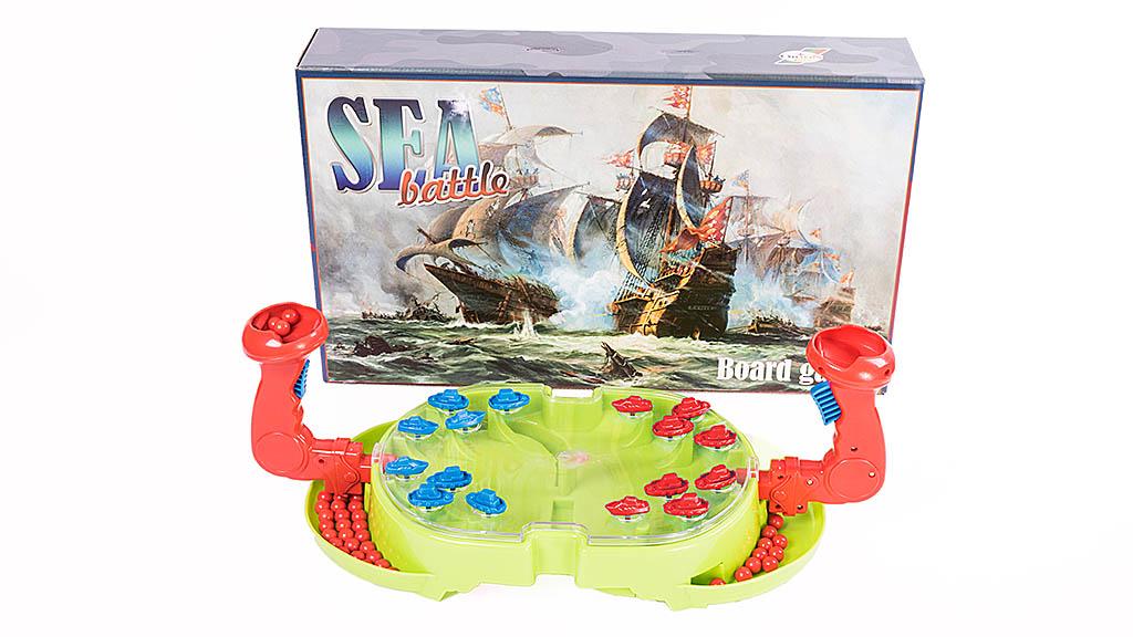 Настольная игра Морская битва 670