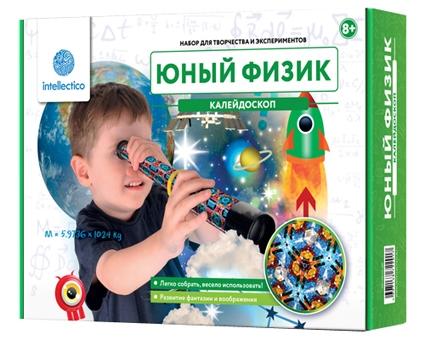 """Набор """"Юный физик"""". КАЛЕЙДОСКОП (Арт. 201)"""