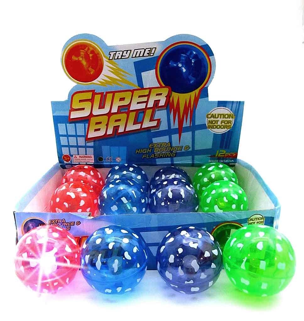 Мячик (светится) 7.5 xiu hua/HBA-56