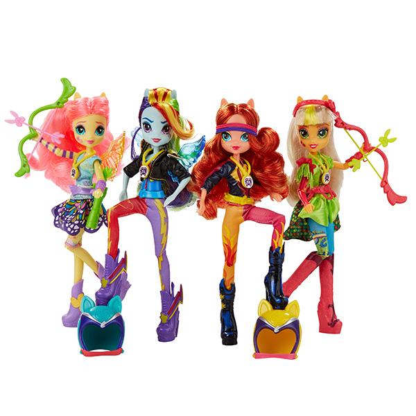 1771 Equestria Girls кукла спорт Вондеркольты