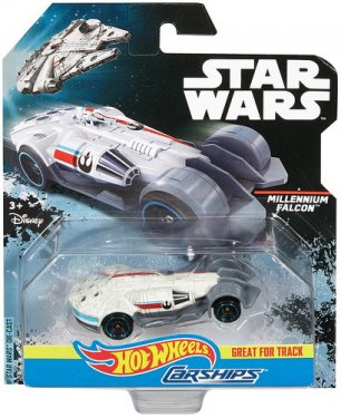 """DPV24 HOT WHEELS Машинка """"Звездные войны"""""""