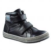 А-В78-37-A Ботинки мальч. 31-38 черный