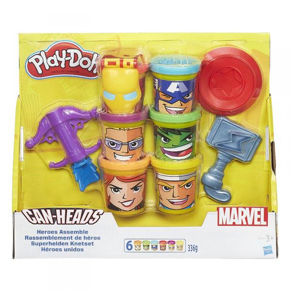 """Play-Doh 5528 """"Коллекция героев мстителей"""""""