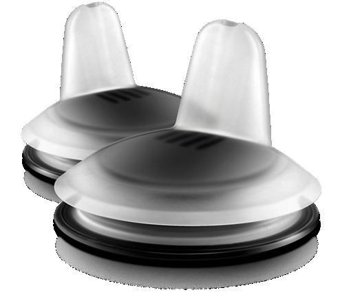 SCF252/01 Сменный силик носик (черн), 6м+ SCF 252/01 ( для чашки SCF 751/00 )