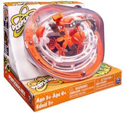 34226 Игра Spin Master головоломка Perplexus Warp, 80 барьеров.